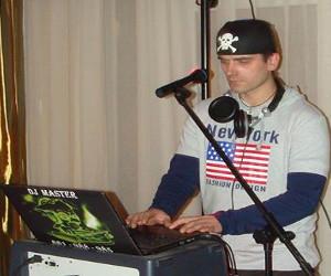 profesjonalna obsługa imprez okolicznościowych - DJ Master
